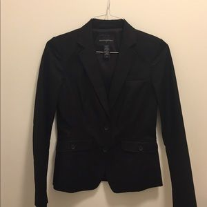 Women's Black Banana Republic Blazer